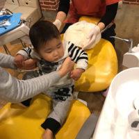 2018年12月23日 1歳の男の子