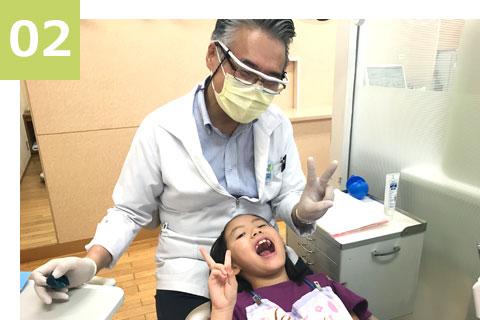 顔や顎関節の成長とともに行う早期矯正治療