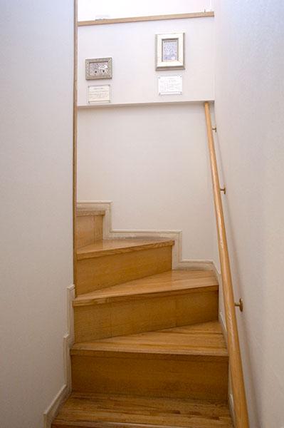 D.landきっず 物語を学びながら2階へ